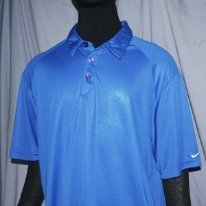 Nike Short Sleeve Dri-Fit Collared Polo XXL